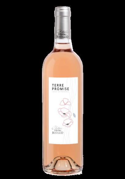 Terre Promise Côtes de Provence  rosé