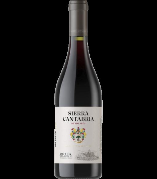 Sierra Cantabria Selection tinto