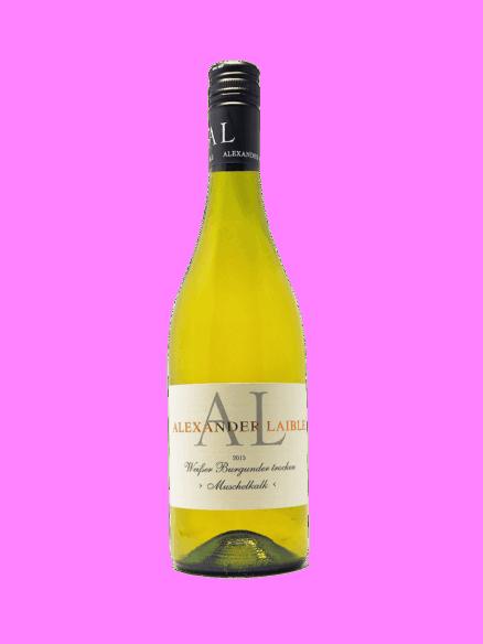 Weingut Alexander Laible Weisser Burgunder *** Muschelkalk