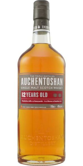 Whisky Auchentoshan 12 years