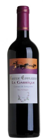 """Chateau Camplazens Languedoc """"La Garrigue"""" La Clape"""