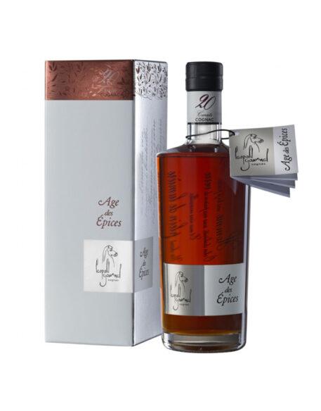 Cognac Leopold Gourmel Age des Epices