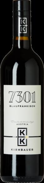 Weingut K+K Kirnbauer blaufrânkisch 7301