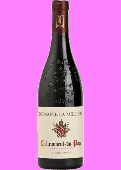Domaine La Millière Châteauneuf du Pape rouge