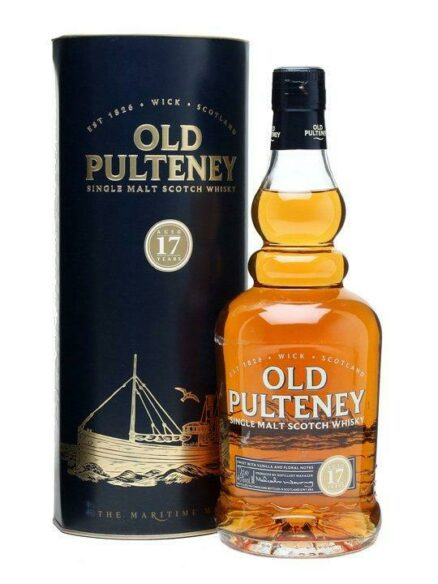 Whisky Old pulteney 17 years
