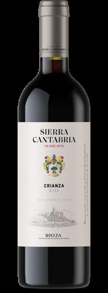 Sierra Cantabria Rioja Crianza