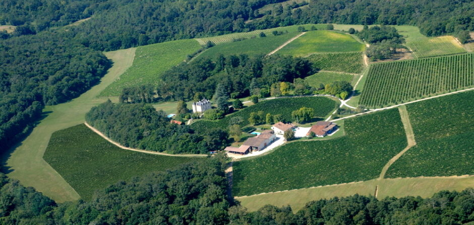 Bauduc chateau