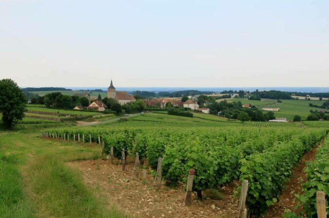 Berthier dorpszicht