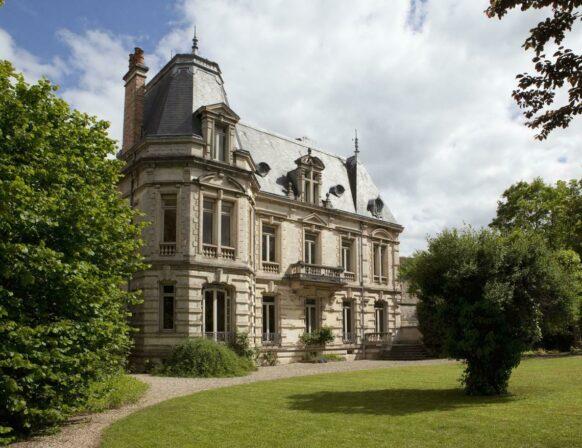 Chanson chateau
