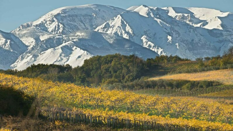 Farnese abruzzo bergen