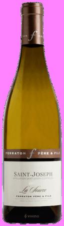 Ferraton saint joseph blanc