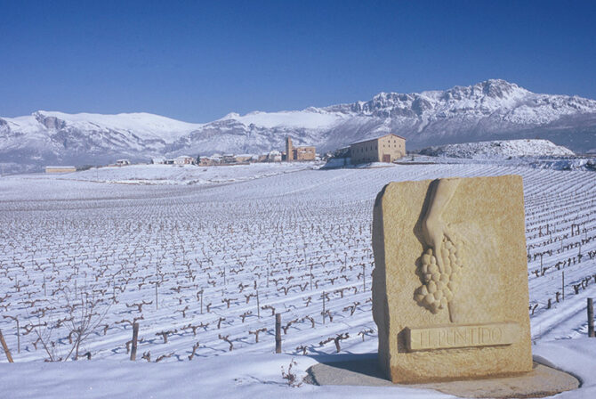 Sierra cantabria el puntido winter