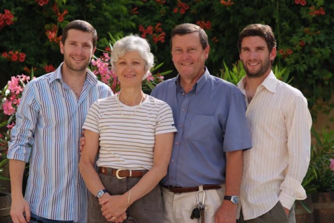 Valcombe famille