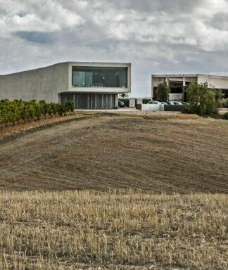 Belondrade winery