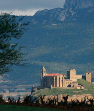 Sierra cantabria san vicente